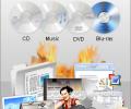 Express Burn Plus CD and DVD Burner Screenshot 0