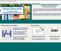 Smart Barcoder for Mac Postal Barcode Software Screenshot 0