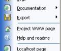 VertrigoServ WAMP server Screenshot 0