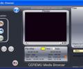 CEREMU Media Browser Screenshot 0