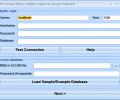 MS Access MySQL Import, Export & Convert Software Screenshot 0