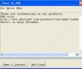 Text To PDF COM/SDK Unlimited License Screenshot 0