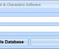 MS Access Add Data, Text & Characters Software Screenshot 0