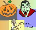 Trick Or Treat Halloween Wallpaper Screenshot 0