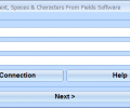 Oracle Remove Text, Spaces & Characters From Fields Software Screenshot 0