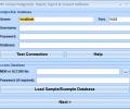 MS Access PostgreSQL Import, Export & Convert Software Screenshot 0