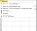 Excel Random Sort Order Of Cells, Rows & Columns Software Screenshot 0