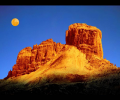 Colorful Landscapes Screensaver Screenshot 0