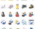 Professional Vista Software Icons Screenshot 0
