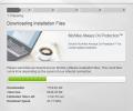 McAfee Total Protection Screenshot 4