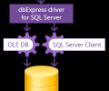 dbExpress driver for SQL Server Screenshot 0