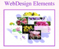 Flower 1 Web Elements Screenshot 0