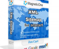 XML Sitemap for Zen Cart Screenshot 0
