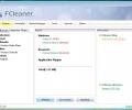 FCleaner Portable Screenshot 0