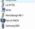Bluetooth File Transfer LITE Screenshot 0