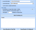 Create List Of Folders and Subfolders Software Screenshot 0