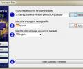 Multilizer PDF Translator Screenshot 0