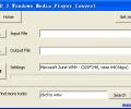 Free DVD 2 Windows Media Player Convert Screenshot 0