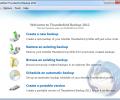 zebNet Thunderbird Backup 2012 Screenshot 0