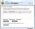 GiliSoft Full Disk Encryption Screenshot 1
