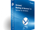 Acronis Backup and Recovery 11 Server for Windows Screenshot 0