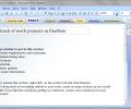 Microsoft OneNote Screenshot 3