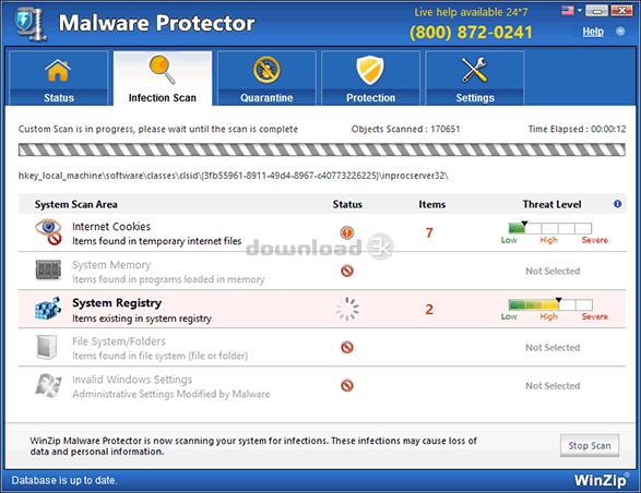 Télécharger WinZip Malware Protector 1.0 Essai Gratuit ...