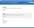 Document Metadata Cleaner Screenshot 0