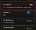 Bitdefender Antivirus Free Screenshot 1